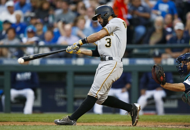 Pittsburgh Pirates vs. Seattle Mariners - 7/27/16 MLB Pick, Odds, and Prediction