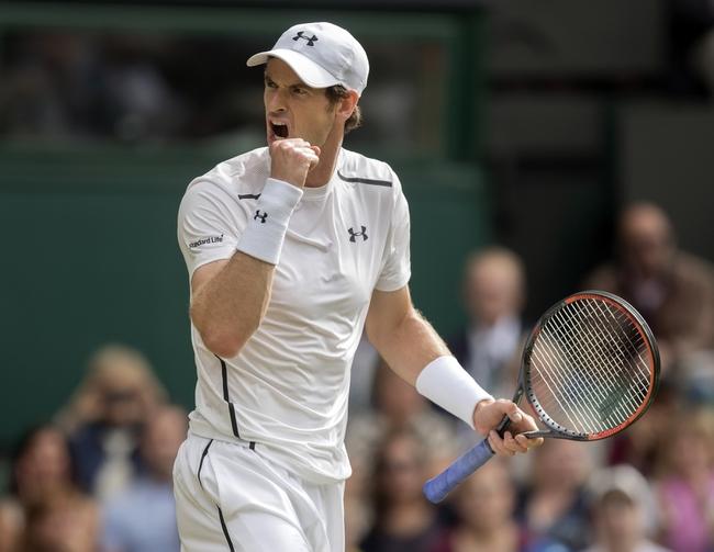 Nick Kyrgios vs. Andy Murray 2016 Wimbledon Pick, Odds, Prediction