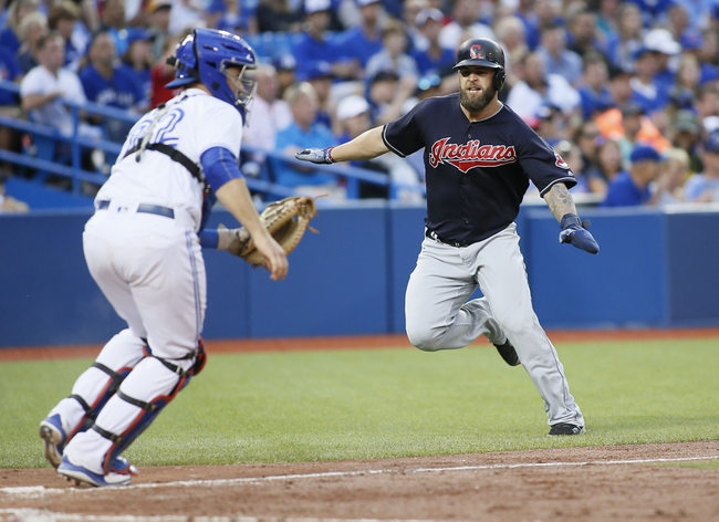 Toronto Blue Jays vs. Cleveland Indians - 7/1/16 MLB Pick, Odds, and Prediction