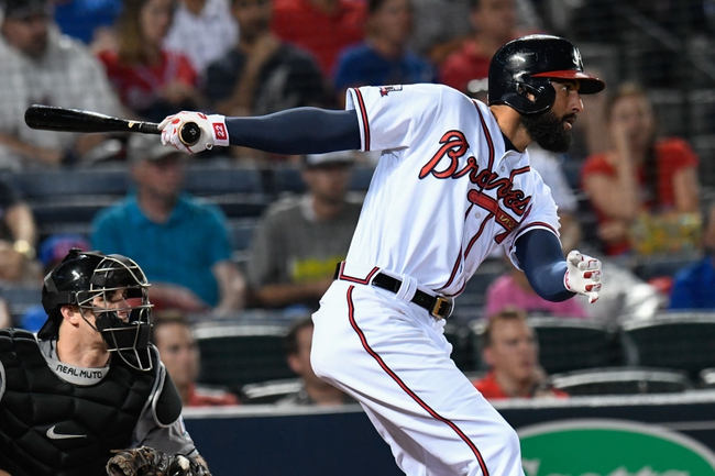 Atlanta Braves vs. Miami Marlins - 7/3/16 MLB Pick, Odds, and Prediction