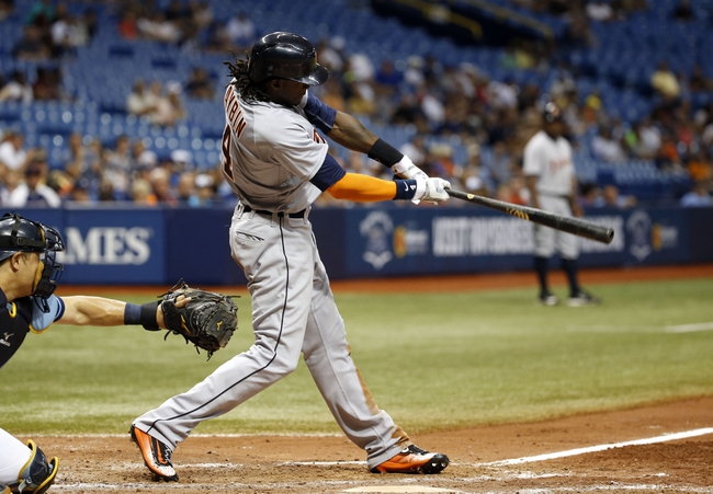 Tampa Bay Rays vs. Detroit Tigers - 7/1/16 MLB Pick, Odds, and Prediction