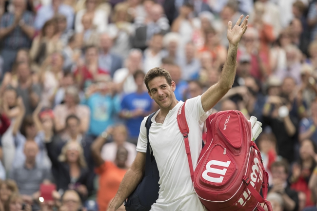 Juan Martin Del Potro vs. Taro Daniel 2016 Rio Summer Olympics Pick, Odds, Prediction