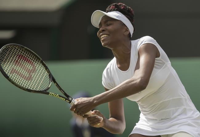 Venus Williams vs. Yaroslava Shvedova 2016 Wimbledon Quarterfinals Pick, Odds, Prediction