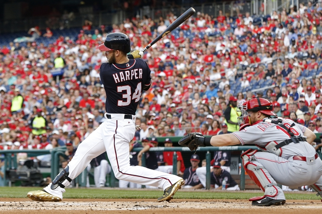 Washington Nationals vs. Cincinnati Reds - 7/2/16 MLB Pick, Odds, and Prediction