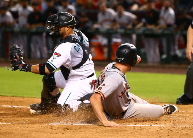 Arizona Diamondbacks vs. San Francisco Giants - 7/2/16 MLB Pick, Odds, and Prediction