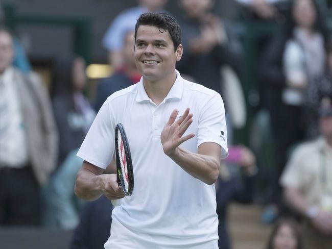 Milos Raonic vs. Sam Querrey 2016 Wimbledon Quarterfinals Pick, Odds, Prediction