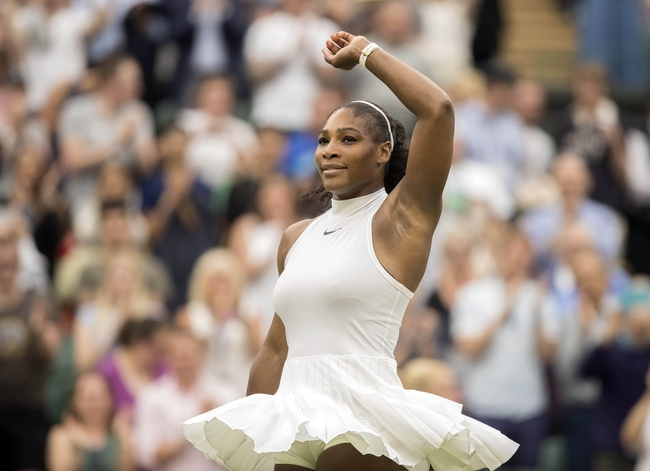 Serena Williams vs. Elena Vesnina 2016 Wimbledon Semifinals Pick, Odds, Prediction