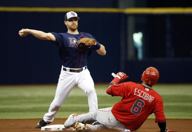 Tampa Bay Rays vs. Los Angeles Angels - 7/5/16 MLB Pick, Odds, and Prediction