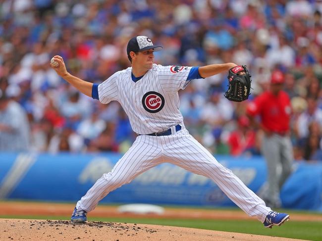 Rangers at Cubs - 7/15/16 MLB Pick, Odds, and Prediction