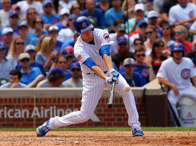 Chicago Cubs vs. Texas Rangers - 7/15/16 MLB Pick, Odds, and Prediction