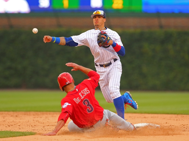 Cubs vs. Reds - 7/5/16 MLB Pick, Odds, and Prediction