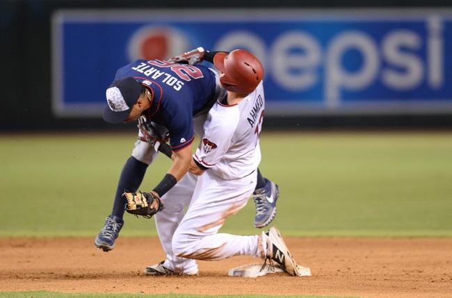 Padres vs. Diamondbacks - 8/20/16 MLB Pick, Odds, and Prediction