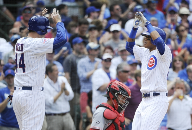 Reds at Cubs - 7/6/16 MLB Pick, Odds, and Prediction