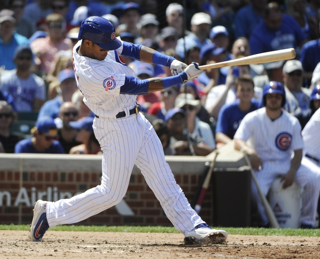 Chicago Cubs vs. Cincinnati Reds - 7/6/16 MLB Pick, Odds, and Prediction