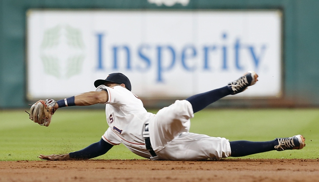 Astros vs. Mariners - 7/6/16 MLB Pick, Odds, and Prediction