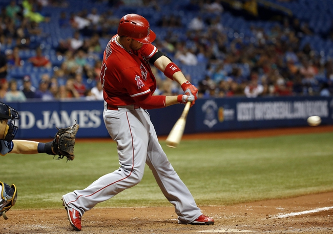 Tampa Bay Rays vs. Los Angeles Angels - 7/6/16 MLB Pick, Odds, and Prediction