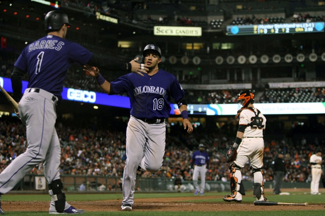 Giants vs. Rockies - 7/6/16 MLB Pick, Odds, and Prediction