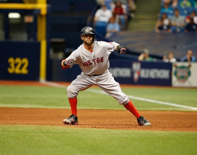 Boston Red Sox vs. Tampa Bay Rays - 7/8/16 MLB Pick, Odds, and Prediction