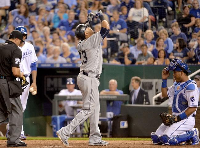 Royals vs. Mariners - 7/8/16 MLB Pick, Odds, and Prediction