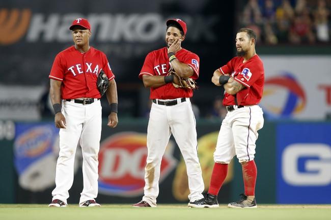 Texas Rangers vs. Minnesota Twins - 7/8/16 MLB Pick, Odds, and Prediction