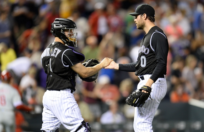 Rockies vs. Phillies - 7/9/16 MLB Pick, Odds, and Prediction