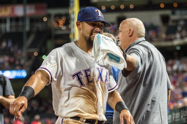 Texas Rangers vs. Minnesota Twins - 7/9/16 MLB Pick, Odds, and Prediction