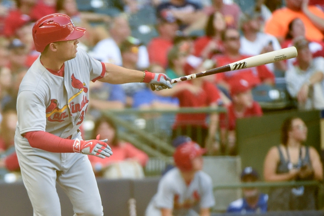 Milwaukee Brewers vs. St. Louis Cardinals - 7/10/16 MLB Pick, Odds, and Prediction