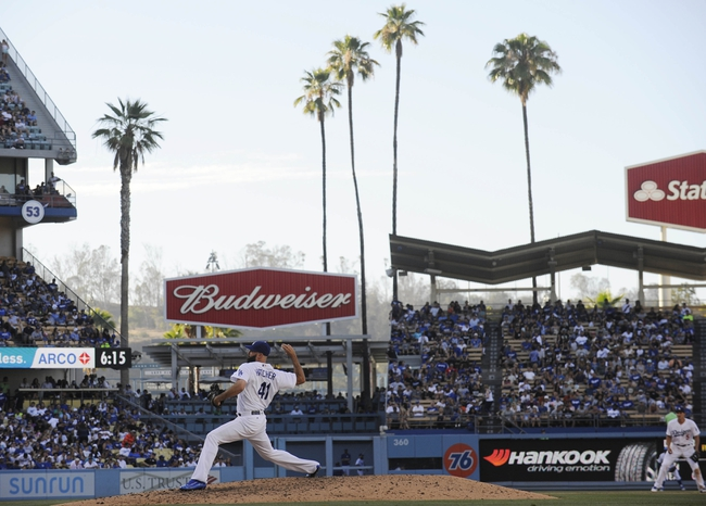 Dodgers vs. Padres - 7/10/16 MLB Pick, Odds, and Prediction