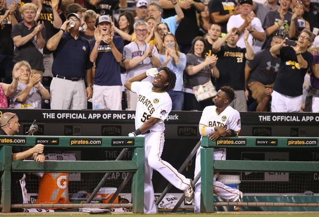 Pirates vs. Cubs - 7/10/16 MLB Pick, Odds, and Prediction