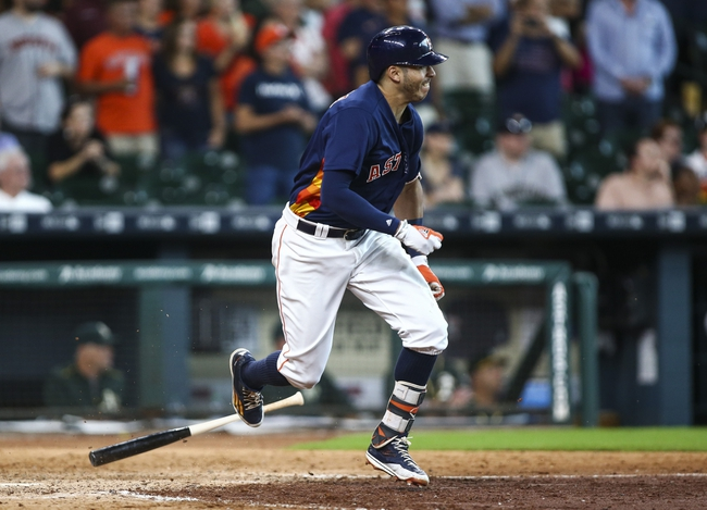 Oakland Athletics vs. Houston Astros - 7/18/16 MLB Pick, Odds, and Prediction
