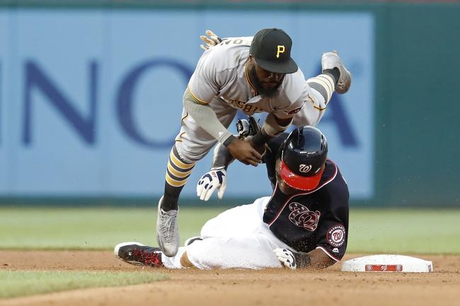 Washington Nationals vs. Pittsburgh Pirates - 7/16/16 MLB Pick, Odds, and Prediction