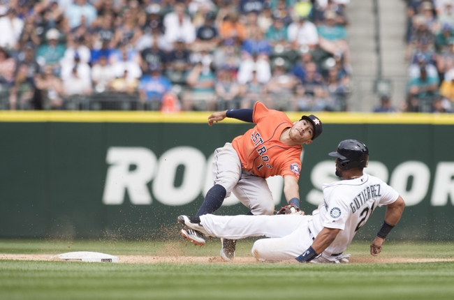 Seattle Mariners vs. Houston Astros - 7/17/16 MLB Pick, Odds, and Prediction