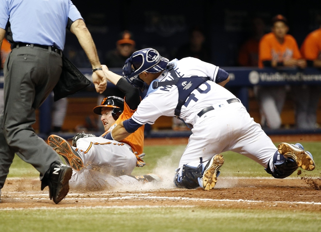 Tampa Bay Rays vs. Baltimore Orioles - 7/17/16 MLB Pick, Odds, and Prediction