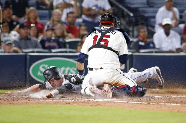 Braves vs. Rockies - 7/17/16 MLB Pick, Odds, and Prediction