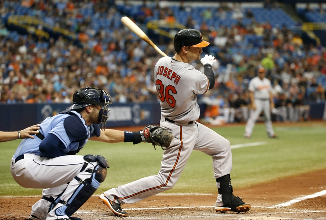 Tampa Bay Rays vs. Baltimore Orioles - 9/5/16 MLB Pick, Odds, and Prediction