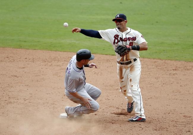 Colorado Rockies vs. Atlanta Braves - 7/21/16 MLB Pick, Odds, and Prediction