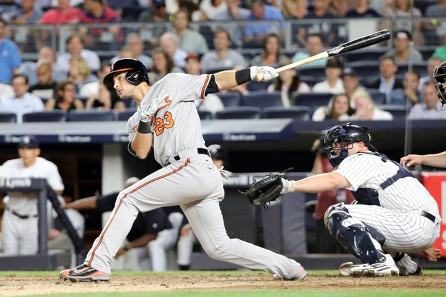 New York Yankees vs. Baltimore Orioles - 7/20/16 MLB Pick, Odds, and Prediction