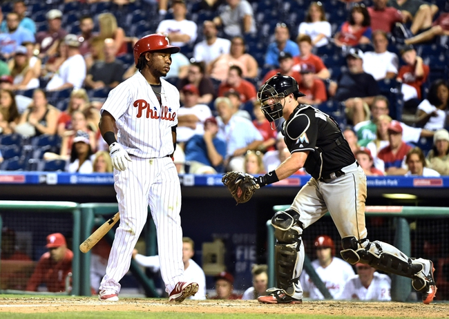 Philadelphia Phillies vs. Miami Marlins - 7/20/16 MLB Pick, Odds, and Prediction