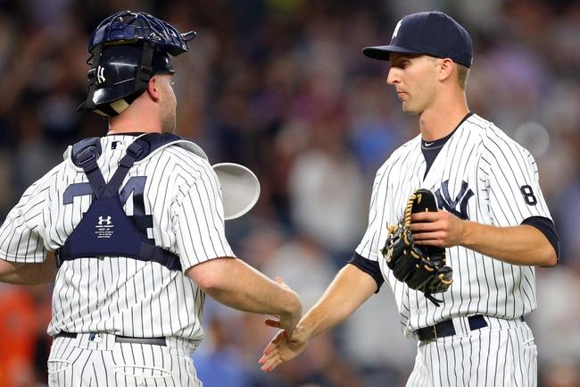 New York Yankees vs. Baltimore Orioles - 7/21/16 MLB Pick, Odds, and Prediction