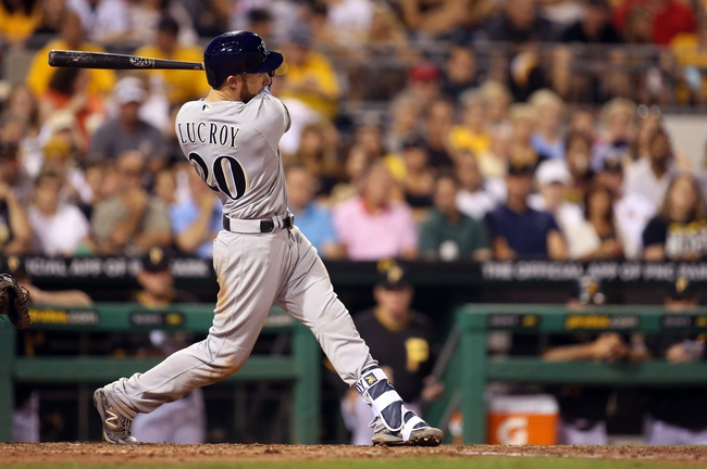 Pirates vs. Brewers - 7/21/16 MLB Pick, Odds, and Prediction