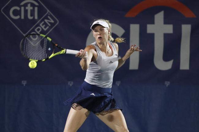 Caroline Wozniacki vs. Su-Wei Hsieh 2016 Rio Summer Olympics Pick, Odds, Prediction