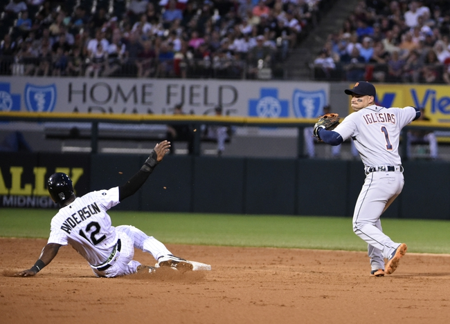 Chicago White Sox vs. Detroit Tigers - 7/23/16 MLB Pick, Odds, and Prediction
