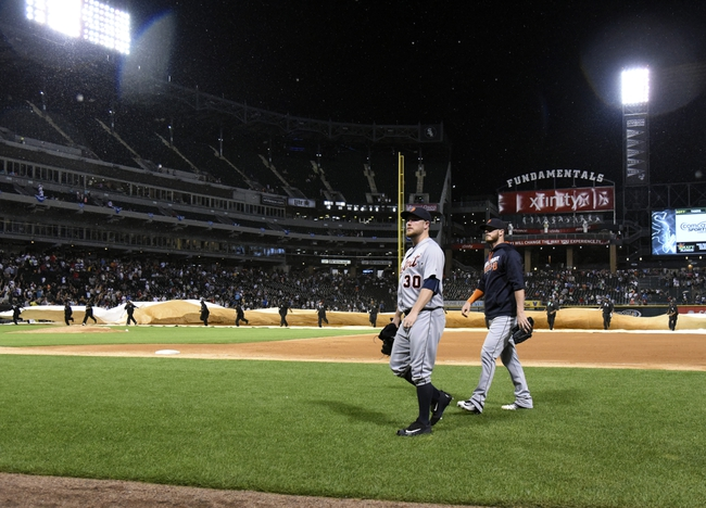 White Sox ace Chris Sale scratched for 'clubhouse incident'