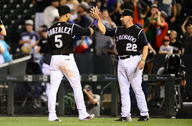 Rockies vs. Braves - 7/23/16 MLB Pick, Odds, and Prediction