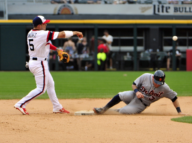 Detroit Tigers vs. Chicago White Sox - 8/2/16 MLB Pick, Odds, and Prediction