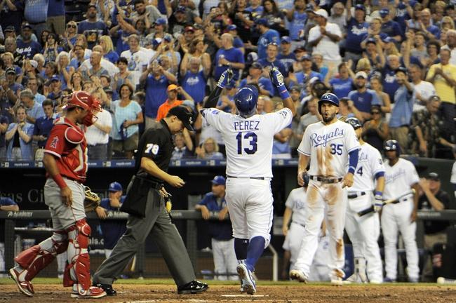Royals vs. Angels - 7/26/16 MLB Pick, Odds, and Prediction