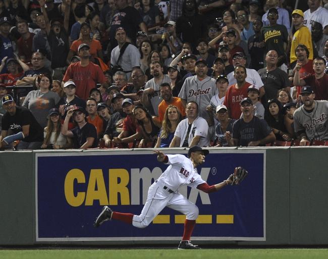 Boston Red Sox vs. Detroit Tigers - 7/26/16 MLB Pick, Odds, and Prediction