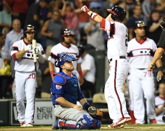 White Sox vs. Cubs - 7/26/16 MLB Pick, Odds, and Prediction