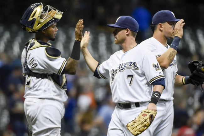 Milwaukee Brewers vs. Arizona Diamondbacks - 7/26/16 MLB Pick, Odds, and Prediction