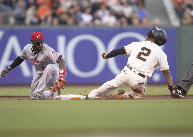 Giants vs. Reds - 7/26/16 MLB Pick, Odds, and Prediction